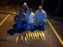 12 walleyes May 10, 2013